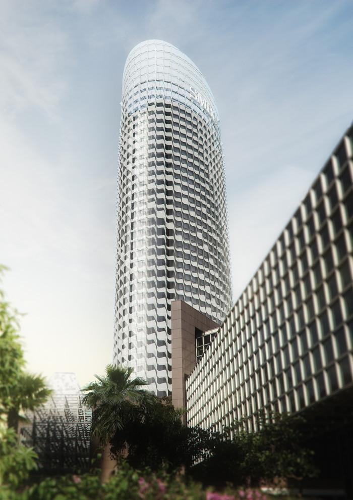 Centennial Tower Singapore
