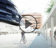 ENI Headquarters Animation
